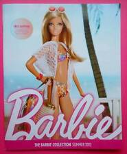 Barbie Collection Summer 2013 Catalogue/Catalog~New