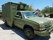 2005 Chevy Silverado Military Ambulance
