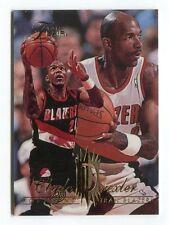 1994-95 Flair Clyde Drexler #120 PORTLAND TRAIL BLAZERS