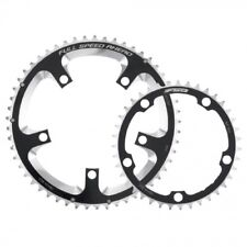 FSA Super Chainring Road Alloy K-Force 110x52t - Black (1 ring only)