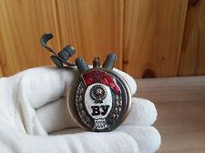 Vintage Petrol Lighter Soviet Military school Original badge Handmade