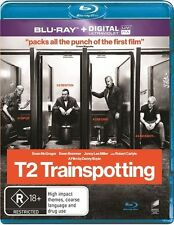 T2 Trainspotting (Blu-ray, 2017) NEW