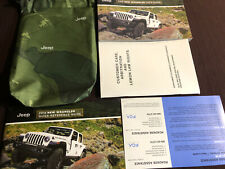 New Listing2019 Jeep Wrangler Owners Manual