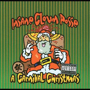 CD ONLY (ARTWORK/DIGIPAK MISSING) Insane Clown Posse: Carnival Christmas EP
