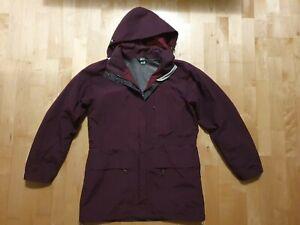 MOUNTAIN EQUIPMENT CO-OP Damen Jacke - Größe M/M - Rotwein - Rot - Goretex