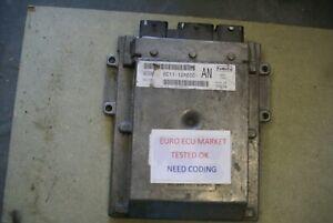 6C1112A650AN FORD TRANSIT MK7 2.2 DIESEL ENGINE ECU  9DDM