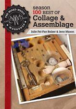 NEW! The Mixed-Media Workshop Season 100 Julie Fei-Fan Balzer & Jenn Mason DVD