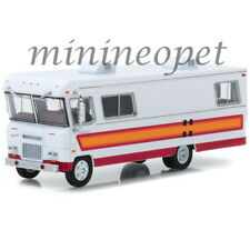 GREENLIGHT 33130 B HD TRUCKS 13 1972 CONDOR II RV 1/64 DIECAST MODEL CAR WHITE
