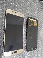 Totalmente Nuevo Samsung Galaxy S7 G930A G930V LCD pantalla del digitalizador Oro Platino