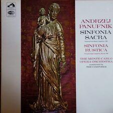 ASD 2298 Panufnik Sinfonia Sacra, Sinfonia Rustica / Monte Carlo Opera Orchestra