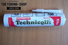 1x Rojo Ht Alta Temperatura 300ml Sellador Adhesivo de silicona resistente al calor 300'C