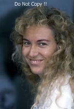 Giovanna Amati Brabham F1 Portrait 1992 Photograph 3