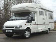 Manual LWB Campervans & Motorhomes 2 Sleeping Capacity
