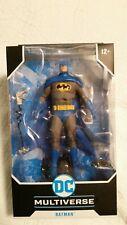McFARLANE TOYS DC MULTIVERSE BLUE SUIT VARIANT BATMAN DETECTIVE COMICS IN HAND!