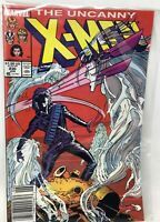 Uncanny X-Men #230 (Marvel Comics 1988) Christmas X-Mas - Longshot & Phantoms