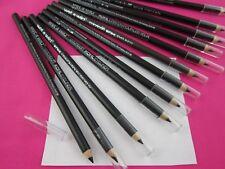 Kohl Eye Liner Pencil Black Color 5 Eyeliners Lot Wet n Wild Eye Make Up