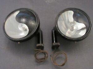 Original Accessory Driving Lights 1920 's 1930 's Vintage' Saf -de-Lite '