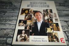 DVD - SECRETS D'HISTOIRE - Chapitre II 2 - stephane bern / 10 EMISSIONS 5 DVD