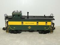 MTH 20-91171 Rutland Offset Steel Caboose