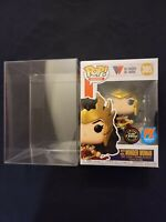 DEATH METAL WONDER WOMAN CHASE FUNKO POP DC HEROES +PROTECTOR*IN HAND