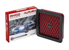 Ryco 02 Rush Performance Air Filter A1512RP fits Mitsubishi Triton 2.4 2WD (M...