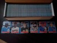 1988 Donruss Baseball Card Complete Hand Collated Set ~ (660 Cards) ~ NM/MT
