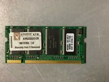 Kingston ValueRAM 512MB 333MHz PC2700 DDR Notebook Memory (KVR333SO/512R)