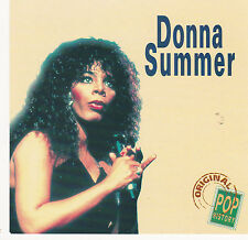 RARE CD 9T DONNA SUMMER NA NA HEY HEY DE 1992 POP HISTORY MADE IN FRANCE