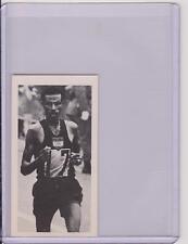 RARE UNITED KINGDOM 1979 BROOKE BOND ABEBE BIKILA OLYMPIC MARATHON CARD #9