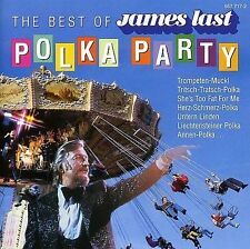 The Best of Polka Party [Remaster] by James Last (CD, Oct-1998, Universal/Polyd…