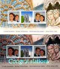 Cook Islands Royal Wedding Souvenir Sheet -- Phosphor Issue