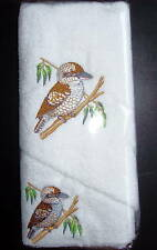 KOOKABURRA  HAND TOWEL & FACE WASHER- BRAND NEW