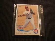 2013 TOPPS OPENING DAY TEXAS RANGERS TEAM SET 9 CARDS  YU DARVISH +