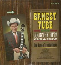 "Ernest Tubb ""Sings Country Hits Old & New"" Decca 74772 ""Tennessee Waltz""Memphis"""