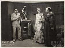 TRUC DU BRESILIEN 1932 Robert Arnoux, Yvonne Garat GOREAUD Statuette PHOTO #1