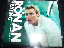 Ronan Keating – The Way You Make Me Feel Australian CD – Like New