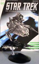 Star Trek Officiel Starships Magazine #99 ARCTIC ONE BORG ASSIMILIERT Modèle
