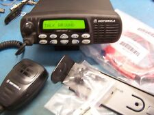 Motorola CDM1550 LS+ VHF 136-174MHz 45 Watt AAM25KKF9DP6AN  Mint Tested