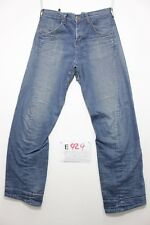 Levi's engineered 0010 boyfriend jeans usato (Cod.E929) Tg 45 W31 L34