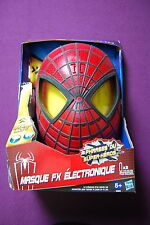 THE AMAZING SPIDER-MAN - Hasbro 2012 - Masque FX électronique