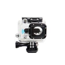 For Gopro Hero 3 3+ 4 Camera Transparent Waterproof Diving Swiming Housing Case