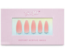 Tres She Instant Press On Acyrlic Nails - Brand New In Box / Pink