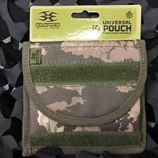 New Empire Bt Battle Tested Molle Vest Universal Id Pouch - Terrapat Camo