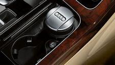 Original Audi Aschenbecher für den Getränkehalter in der Mittelkonsole