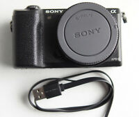 Sony A5100 24.3MP (Body Only) Mirrorless Camera 19k shutter count