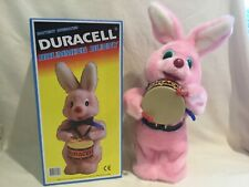 Duracell Drumming Pink Bunny (Vintage) Made Exclusively for Duracell