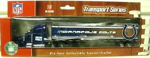 2007 Upper Deck NFL INDIANAPOLIS COLTS Tractor Trailer New in Box!