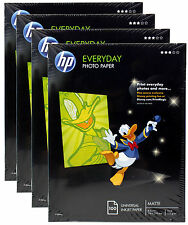 "HP Everyday Matte Photo Paper 400 Sheets 8.5 x 11"" 125gsm (C7007A)"