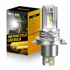 New listing OXILAM H4 9003 HB2 LED Bulb Hi/Lo Beam White Motorcycle Headlight High Power EAP(Fits: 1986 CR125)