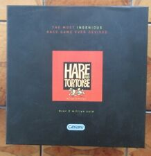 HARE AND TORTOISE - 2010 Gibsons Strategy Race Game for 2 - 6 players - Complete
